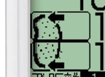 表示されるハザードアイコンの種類